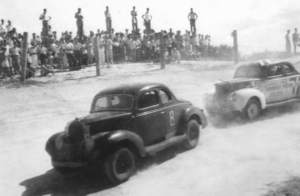 1948年の最初のNASCARレース