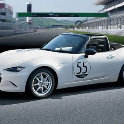NDロードスターのモータースポーツベース車NR-Aを見て ええなぁ と思ったところ