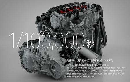 ボルボのD4ディーゼルエンジン