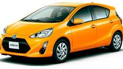 黄色い車が好きなんです、メーカー別黄色い車調査、第1弾トヨタ編