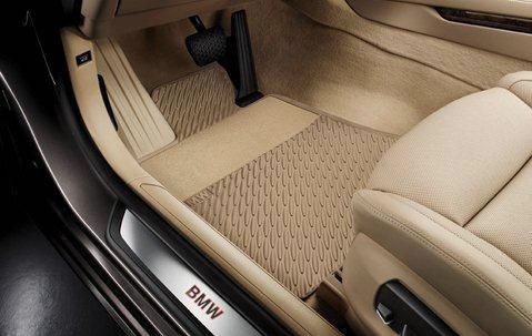 BMW7シリーズのゴムのフロアマット
