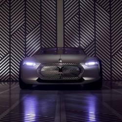 ルノーのデザインコンセプト車「Coupe C」、コルビュジエ没後50周年記念