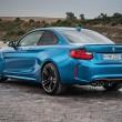 BMW M2のリア画像