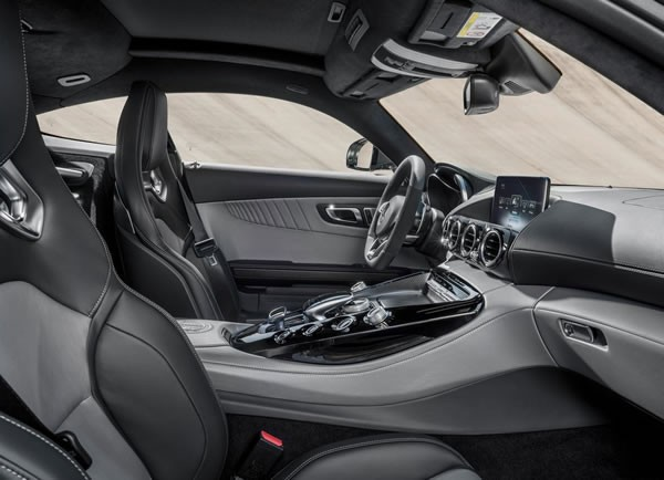 「AMG GT」のシート画像