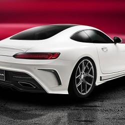 ヴァルドボディーキット「AMG GT」 相変わらず素晴らしい出来
