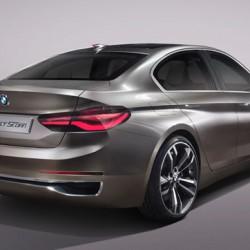BMW「Concept Compact Sedan」3シリーズセダンの弟分が中国マーケット向けに登場