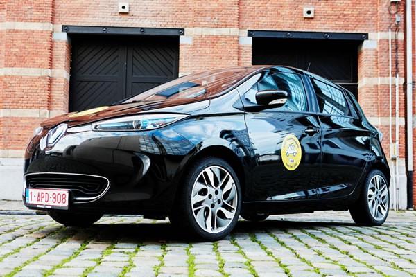 ベルギーのファミリーカーオブザイヤーを受賞したZOE
