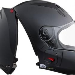 こんなヘルメットが欲しかった ストラップレスのVOZZ RS 1.0