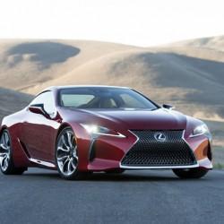 最近のレクサス車のデザインがかなりカッコ良い点について RC-FにGS-FそれにLCとか