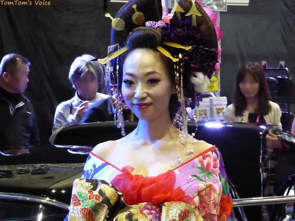 大阪オートメッセ2016キャンギャル12