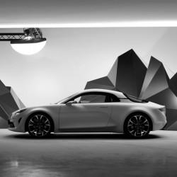 A110オマージュの「Alpine Vision」がさらにブラッシュアップ もうすぐ生産開始されるようだ