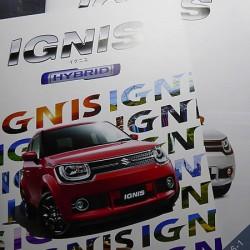 スズキ新型イグニスのメーカーオプションナビはひょっとしたら国産車初のApple Carplay?