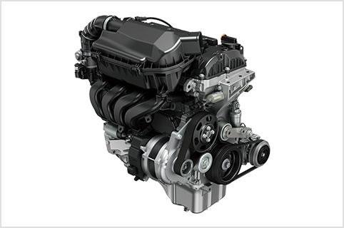 新型イグニスのK12C型エンジン