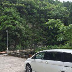 玉置神社と熊野三山へ山岳ツーリングに行ってきた 普通の車で林道を走らない方が良い