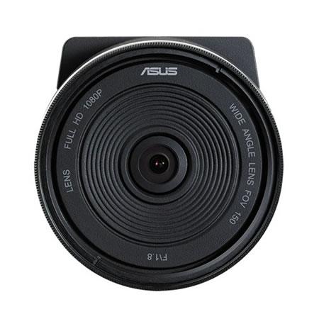 ASUSのRECO Sync Car and Portable Camを正面から見たところ