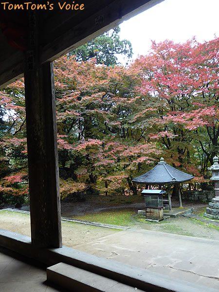 S660で行く出雲島根半島、鰐淵寺の紅葉は今が見ごろその3