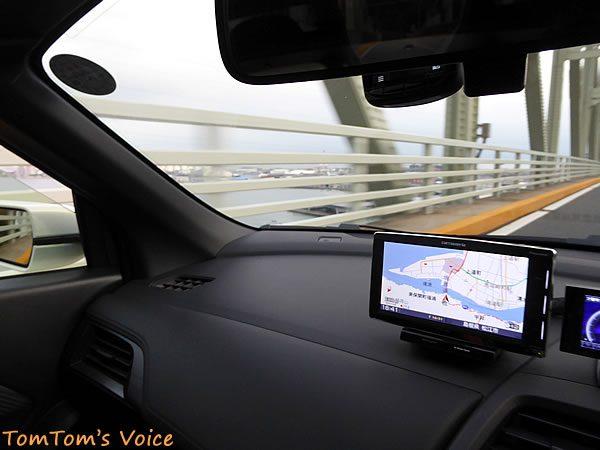 S660で行く出雲島根半島、島根半島から境港へ向かう国道431の橋の上から