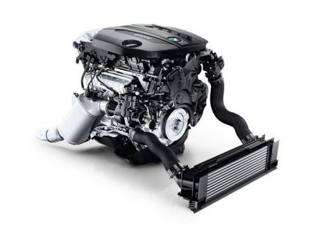 BMWのクリーンディーゼルエンジン