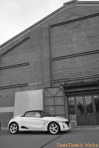 GLION MUSEUMへS660で訪ねてみた