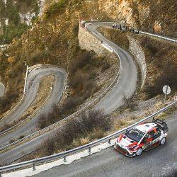 WRCトヨタはモンテカルロでラトバラが2位表彰台! 最高のスタートになったと思うしラリーが一般的になれば良いと思う