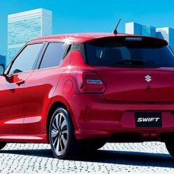 コンパクトカーは軽さが命 スズキ新型スイフトの減量はライバルに比較して60kg有利