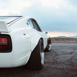 改めて1972年式「FUGU Z」に惚れ惚れする やっぱり古い車には味がある