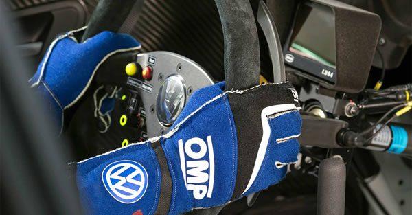 VWのWRCポロのシフトデバイス
