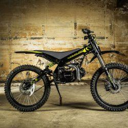 クリーブランドサイクルワークスのFX110 マウンテンバイクみたいなバイクで面白そう