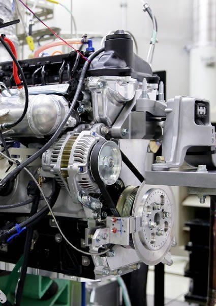 ホンダのボンネビルスピード記録用エンジン、S660用がベース