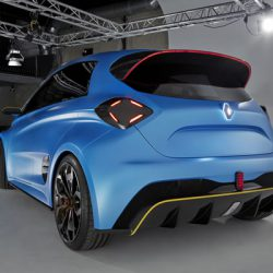 かわいいZoeがいかつく変身「Zoe e-Sport Concept」 EVでもカッコよくなれる良き例