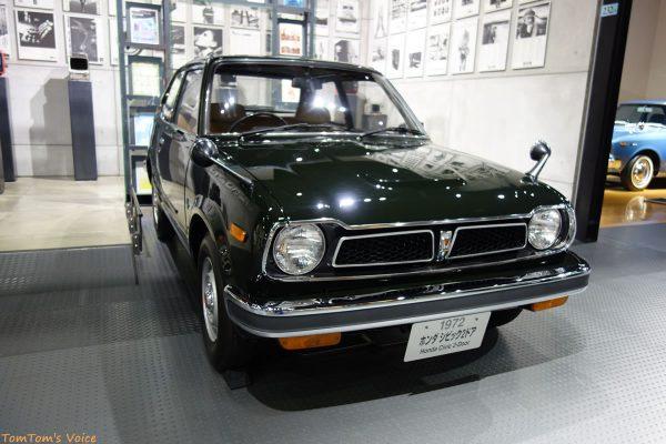 1972_Civic