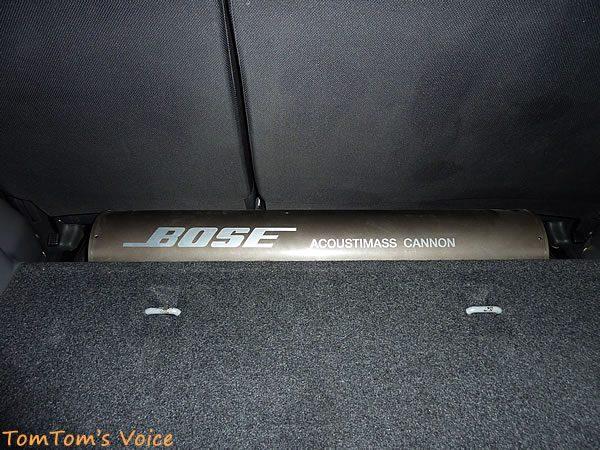 BOSEのAM033 キャノン サブウーファー