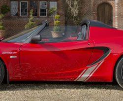 ロータス エリーゼにはS660より重量が軽いモデルがある やっぱりスポーツカーは軽さが命だ