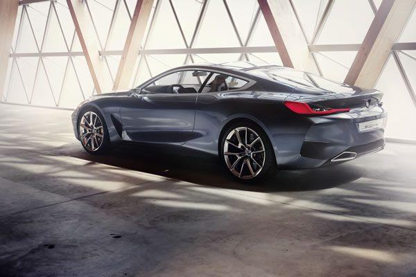 「BMW Concept 8 Series」のリア画像その3