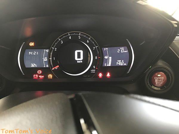 S660で行くプチ林道ツアー、走行距離と燃費