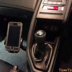 スマートフォンの取り付けに悩む… 車内でのスマートフォンはもう必須の時代か?