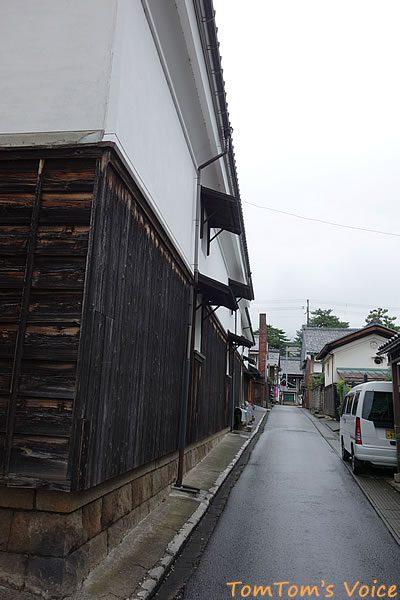 S660で行く 岐阜から湖北へ峠超え弾丸ツアー 昔栄えた町は蔵が多い