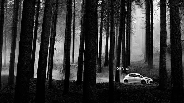 GRシリーズのGR Vitzイメージ