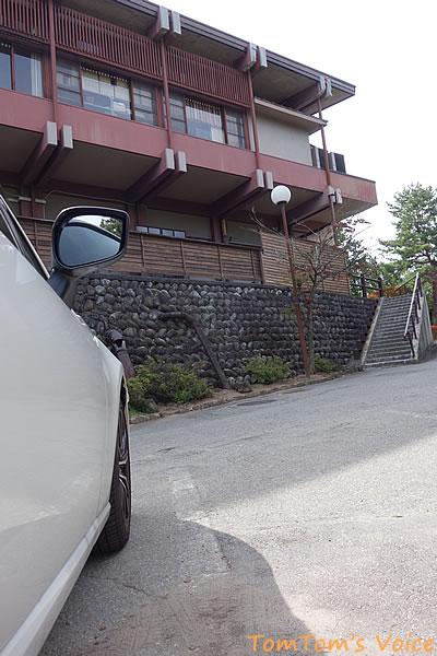 本日の宿泊先 高山観光ホテル