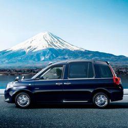 トヨタJPN TAXIに思う これでやっと実用本位のタクシー専用車ができたと思う