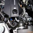 S660のエンジンオイルのキャップを取ったところ異常なしである