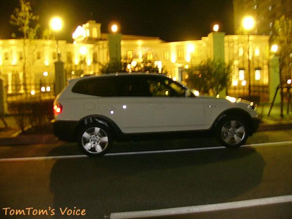 初代BMWのX3、SAVと呼ばれている
