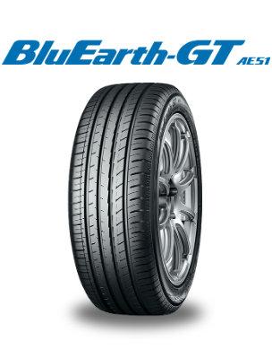 ヨコハマタイヤ ブルーアースGT AE51 ウェット性能a